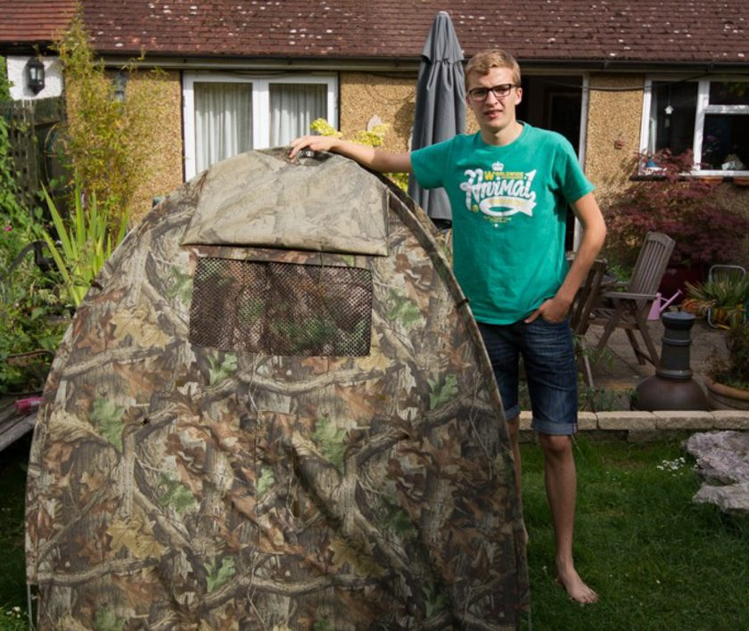 Wildlife Watching Supplies Large Dome Hide Review