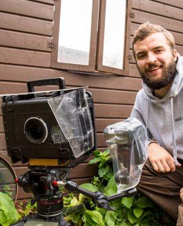 DIY Camera Trapping