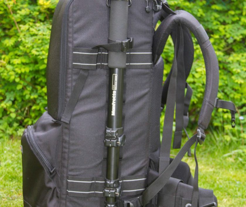 Lens Trekker 600AW II camera bag review