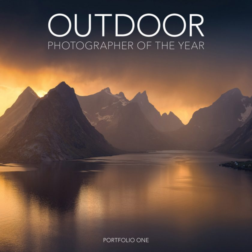 Outdoor Photographer of the Year Portfolio Book
